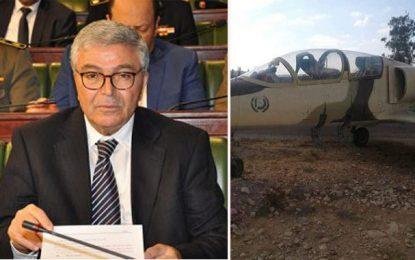 Le ministre de la Défense apporte des précisions sur l'avion militaire libyen contraint d'atterrir à Médenine