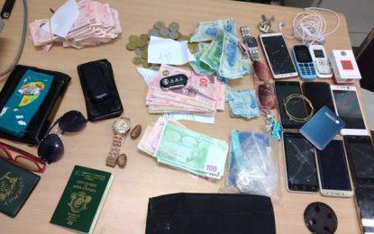 Traversée clandestine avortée à Bizerte : Treize migrants dont 5 femmes et 2 passeurs arrêtés