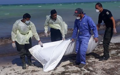 Migration clandestine : Une cinquantaine de corps repêchés depuis 3 jours à Zarzis et Djerba