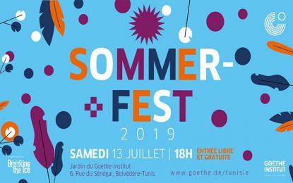 Sommerfest à Sfax et Tunis, sous le signe de la fête et du jeu