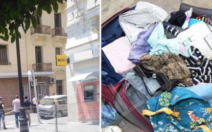 Une valise suspecte neutralisée à l'avenue Hedi Nouira au centre-ville de Tunis
