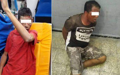 Kairouan : Arrestation d'un 2e suspect dans le viol de Hamdi, le jeune polyhandicapé