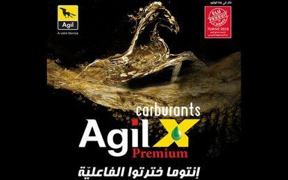Les carburants AgilX Premium produit de l'année 2019