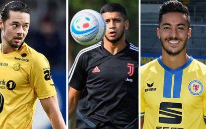 Football-Equipe de Tunisie : retour de Maaloul, Naguez et Khalil, Khazri absent et 3 nouveaux arrivent