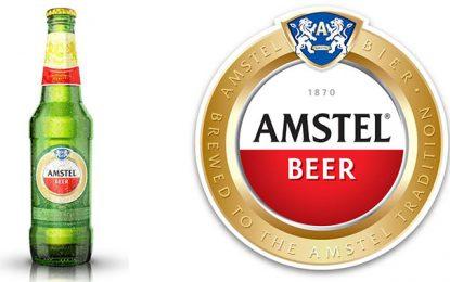 Distribuée par Sonobra en Tunisie : La marque de bière Amstel agrandit sa famille !