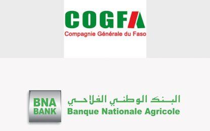Bourse de Tunis : La CO.G.FA.  franchit à la hausse le seuil de 5% dans le capital de la BNA