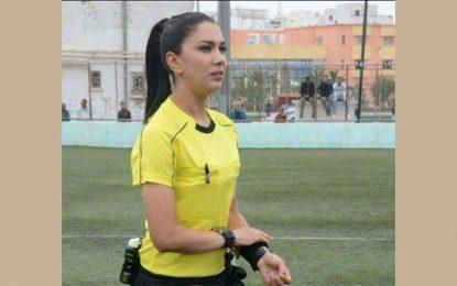 Jeux Africains : L'arbitre tunisienne Dorsaf Ganouati dans la cour des grands