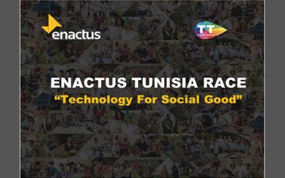 Innovation technologique : Enactus Tunisie lance son premier Race powered by Tunisie Telecom