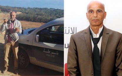 Le brigadier-chef Fathi Krimi, candidat à la présidentielle, suspendu de ses fonctions