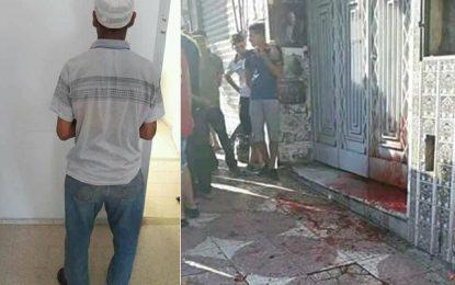 Gafsa : Arrestation de l'individu qui a poignardé mortellement son épouse hier à Lalla