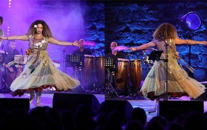 Festival de Carthage : Le pari est gagné pour Ghalia Benali