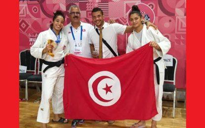 Jeux africains : Ghofrane Khelifi offre un premier titre à la Tunisie