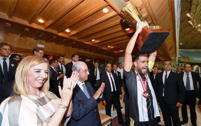Le Club sfaxien remporte sa 5e Coupe de Tunisie de football, 10 ans après