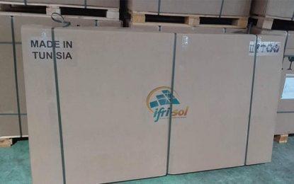 Le Made in Tunisia des modules solaires d'Ifrisol, bientôt aux Etats-Unis et en Inde