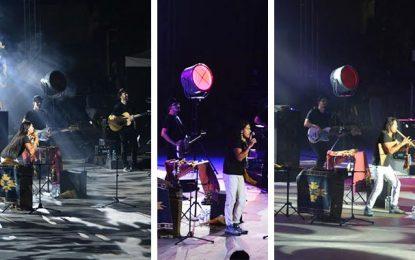 Clôture du Festival de Carthage : Leo Rojas, le charmant multi-instrumentiste