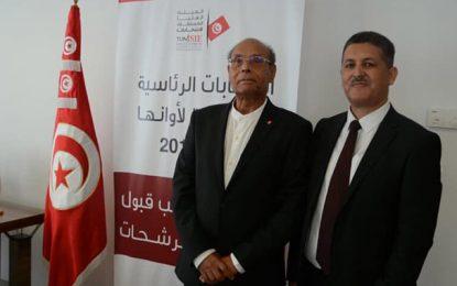 Soutenu par Tounes Okhra, Moncef Marzouki de nouveau candidat pour la présidentielle