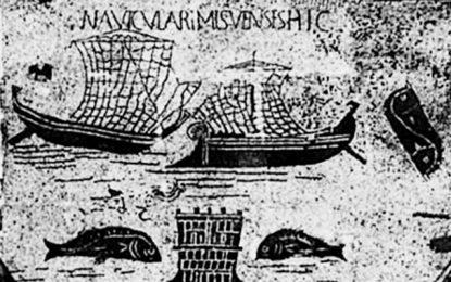 Archéologie : Découvertes  sous-marines au port antique de Missua (Sidi Daoud)