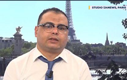 Mondher Guerfrach sur la chaîne i24 : M. Zbidi pourrait œuvrer pour l'établissement des relations entre la Tunisie et Israël