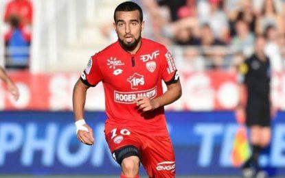 Football : L'international tunisien Naim Sliti file vers l'Arabie Saoudite