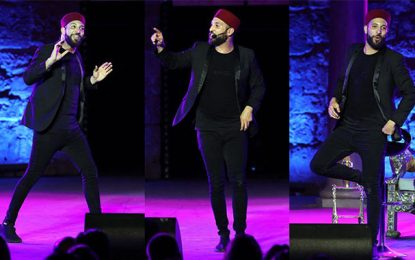 Nidhal Saadi au Festival de Carthage : Entre audace artistique et insouciance juvénile