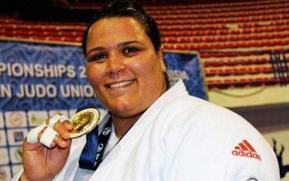 Jeux africains : Nihel Cheikhrouhou remporte la seconde médaille d'or tunisienne en judo