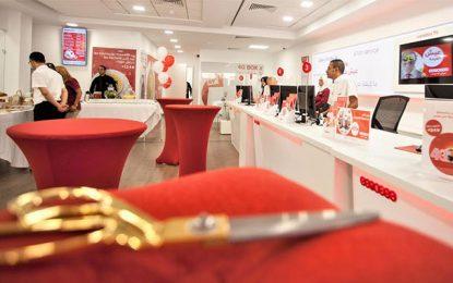 Ooredoo Tunisie change d'adresse et modernise sa boutique à Nabeul
