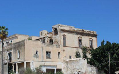 La Marsa : Le Palais Ahmed Bey, quasiment en ruines, est mis à la vente