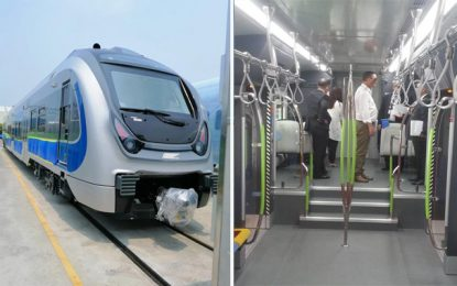 Grand-Tunis : Le Réseau ferroviaire rapide (RFR) bientôt en marche