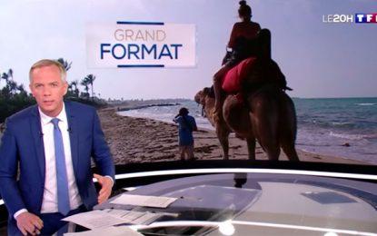 Reportage sur TF1 : La Tunisie,  de bonnes vacances à petit budget pour les Français