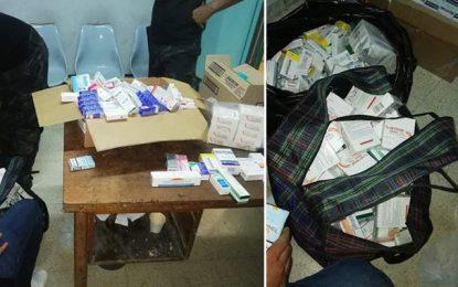 Tunisie : Un trafic de médicaments vers la Libye avorté à Tozeur