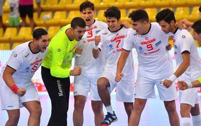 Handball-Championnat du monde U19 : Tunisie-Danemark demain en 8e de finale