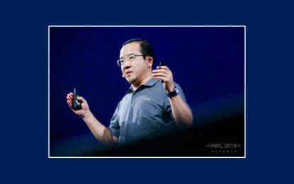 Grâce à EMUI10, Huawei rend la vie plus intelligente grâce au smartphone