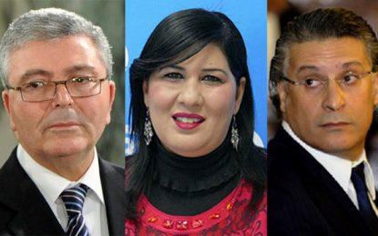 Présidentielles tunisiennes : Trois «intouchables» au-cœur de la mêlée