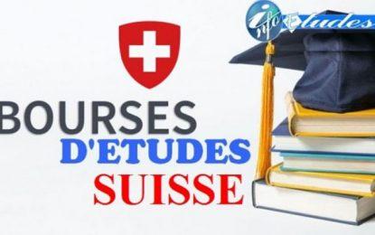 Avis aux universitaires tunisiens : La Suisse offre des bourses de recherche et d'études doctorales et post-doctorales