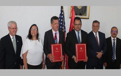 Don américain de $335 millions (958 MDT) pour financer des projets de développement en Tunisie