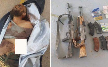 Gafsa : Bilan de l'opération antiterroriste menée à Jebel Orbata (Photos)