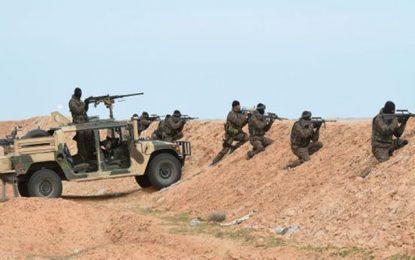 Tunisie : Renforcement du déploiement militaire à la frontière avec la Libye