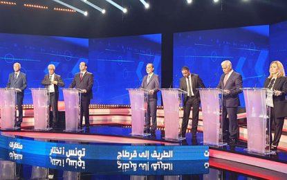 Le 3e débat télévisé des candidats à la présidence : que disent-ils de leur programme économique ?