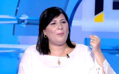 Abir Moussi : «J'appelle les partis de la famille centriste à se réunir après les législatives» (vidéo)