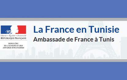 Démenti de l'ambassade de France à Tunis : Olivier Poivre d'Arvor n'a fait aucune déclaration à propos de Kaïs Saied