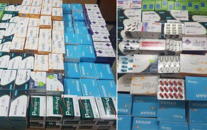 Ariana : Un étranger avec un faux passeport arrêté en possession de 25.680 pilules de médicaments utilisés comme drogue