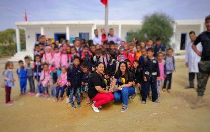 «Instruire c'est construire» : Afreecan poursuit son combat contre l'abandon scolaire en Tunisie (vidéo)
