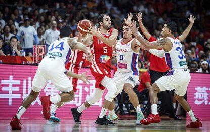 Mondial de basket-ball : La Tunisie cède à 3 minutes de la fin face à Porto Rico