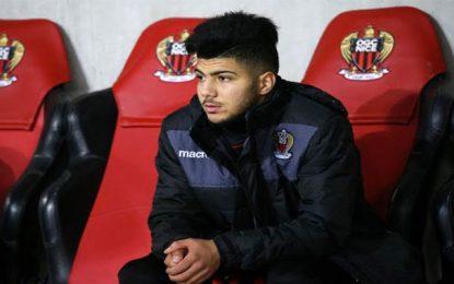 Encore une déception pour Bassem Srarfi qui reste à l'OGC Nice