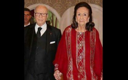 Décès de Chaldia Caïd Essebsi : Les condoléances de la présidence de la république