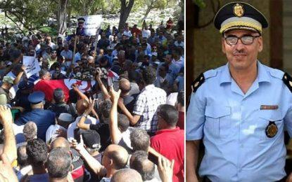 Bizerte : Le commandant Faouzi Houimli accompagné à sa dernière demeure (vidéo)