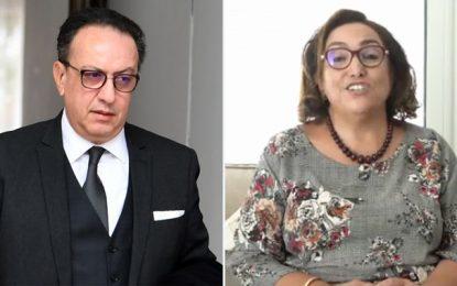 Bochra Belhaj Hmida se lâche et recadre Hafedh Caïd Essebsi : «Tu n'as jamais pensé au bien de la Tunisie et tu as trahi ton père»