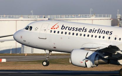 Faillite de Thomas Cook: La Brussels Airlines vole au secours de 350 touristes bloqués en Tunisie