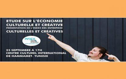 Hammamet : Session de partage et d'échanges sur l'économie créative