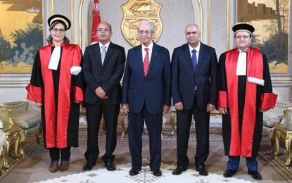 Youssef Bouzakher réélu président du Conseil supérieur de la magistrature (CSM)